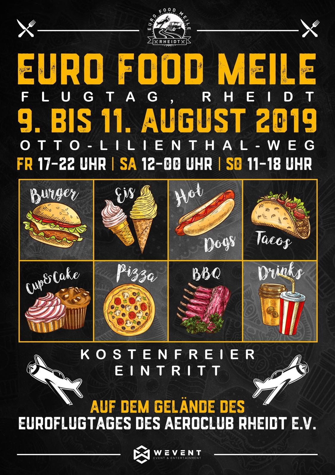flyer ef 2019 street food